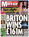 Show details for The Daily Mirror
